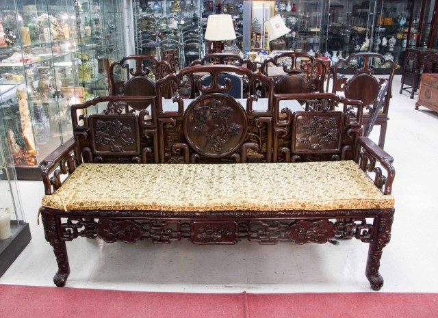 Just a reminder Jewelry, Jade & Asian Furniture auction is scheduled April 27 at 2:00 pm