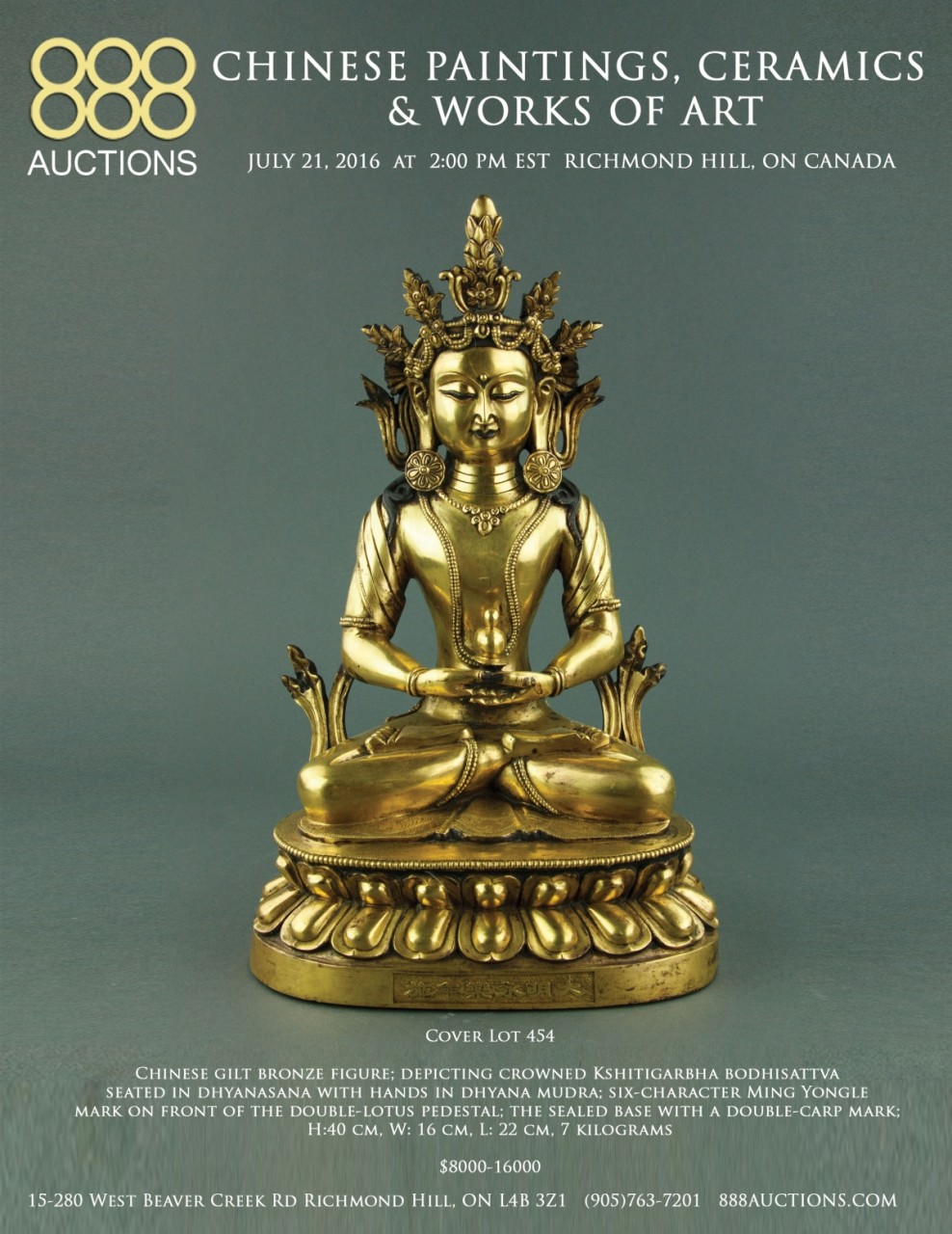 NEXT AUCTION 21 JULY 2016 CHINESE PAINTINGS, CERAMICS & WORKS OF ART