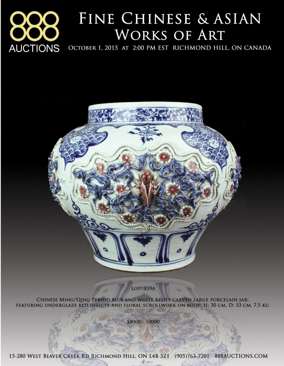 NEXT AUCTION 1 OCT 2015 FINE CHINESE & ASIAN WORKS OF ART
