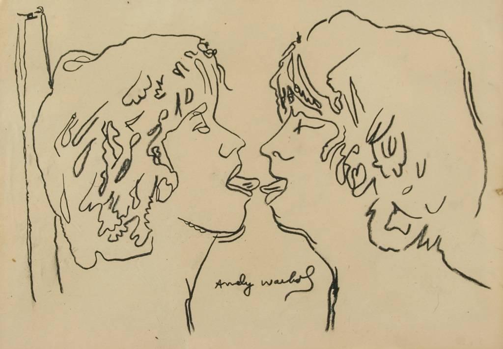 Andy WarholSignedAmerican Pop Art Ink